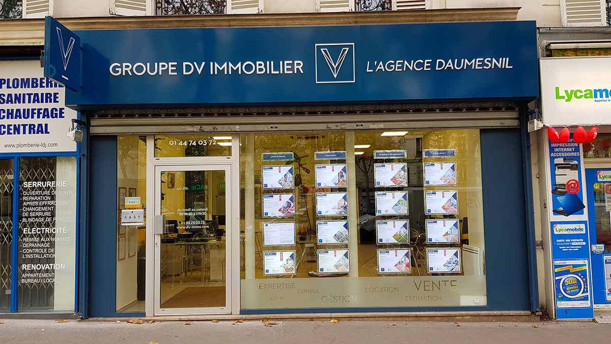DV IMMOBILIER - Daumesnil