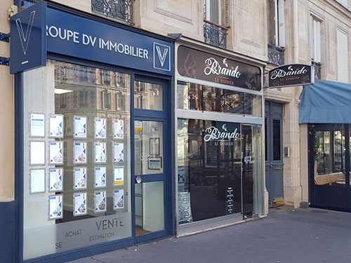 DV IMMOBILIER - Philippe Auguste
